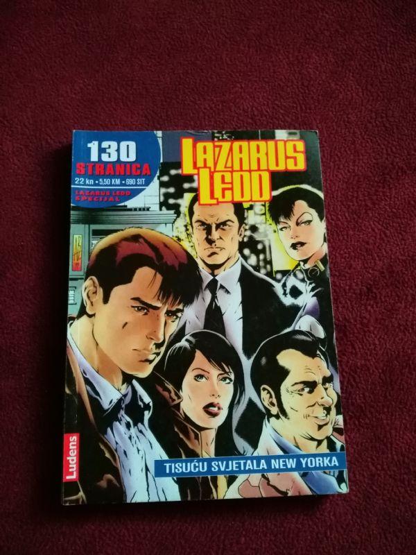Lazarus Leed Ludens Specijal br. 1 - Tisuću svjetala New Yorka
