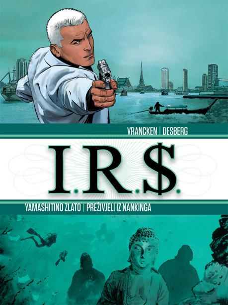 I.R.˘$ (Strip album HC)  br. 7