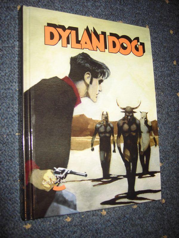 Biblioteka Dylan Dog knjiga br.8  (5) HC