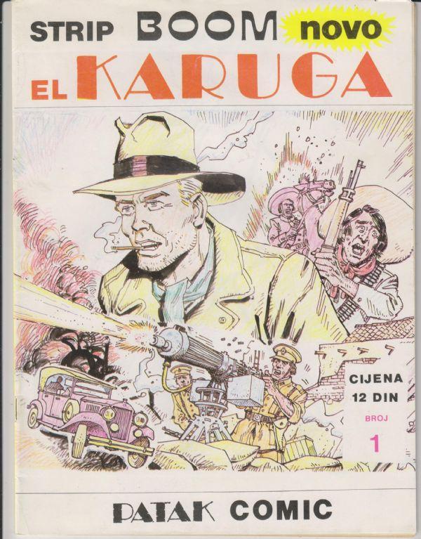 BOOM el KARUGA Patak comic A4 (5)