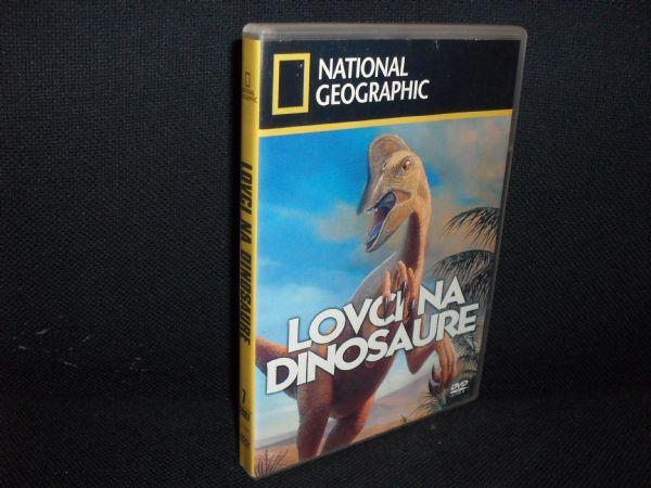 DVD LOVCI NA DINOSAURE (5)