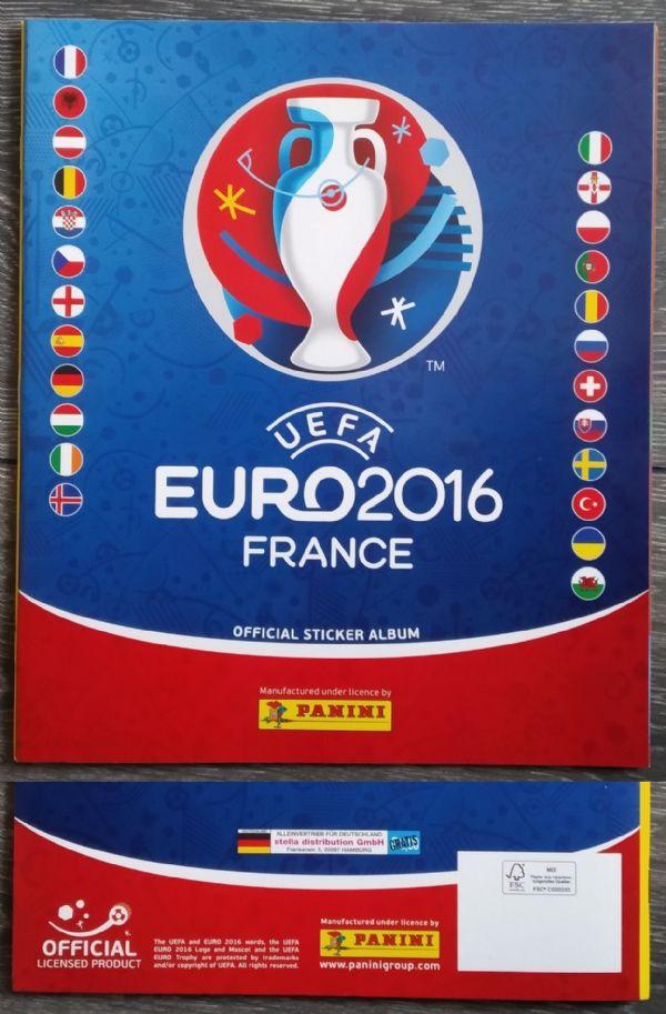 Album EURO 2016