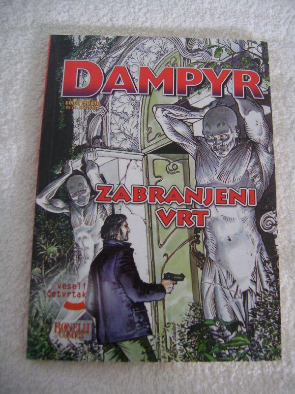 DAMPYR 26 - ZABRANJENI VRT - VESELI ČETVRTAK