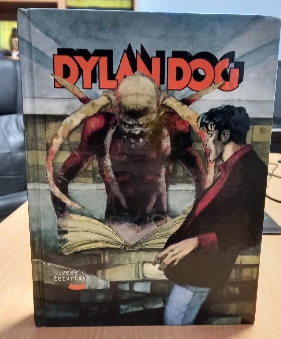 Dylan Dog Veseli Četvrtak knjiga 2