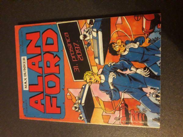 Alan Ford #66