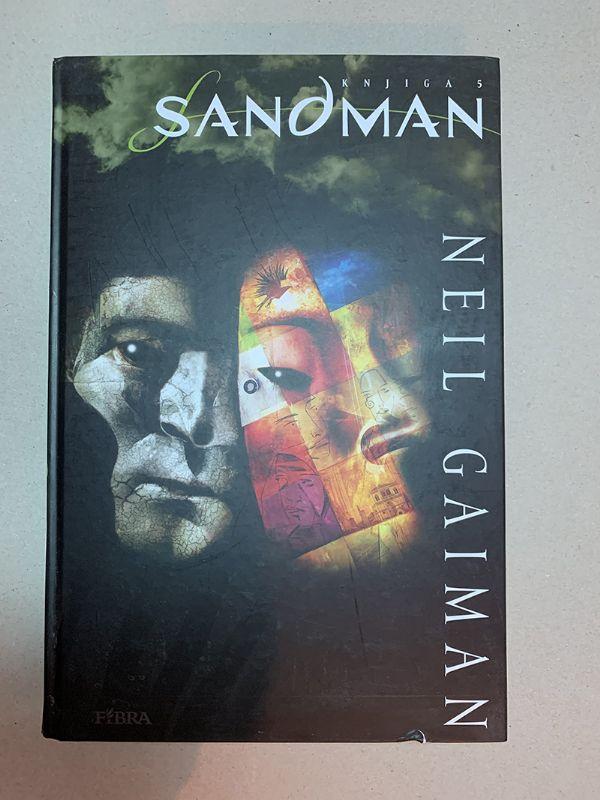 Sandman 5 (Fibra)