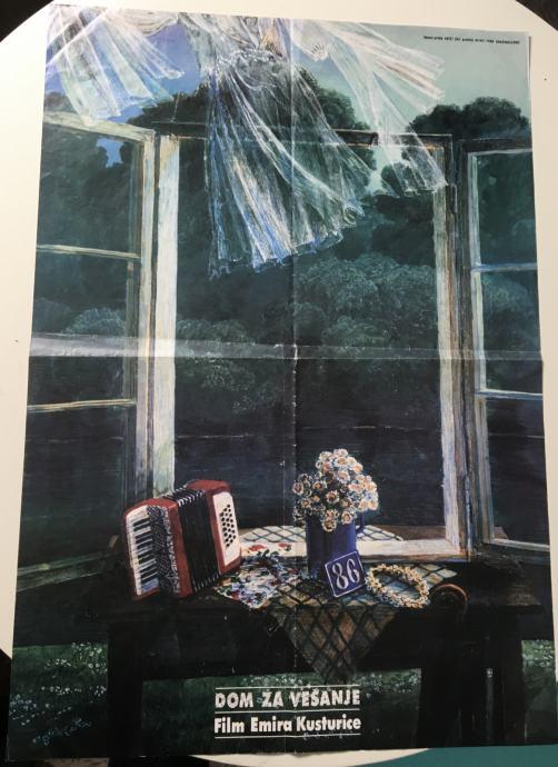 Dom za vešanje - filmski plakat