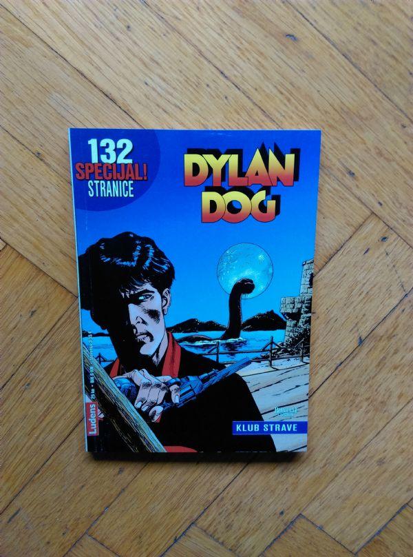 Dylan Dog specijal: Klub strave