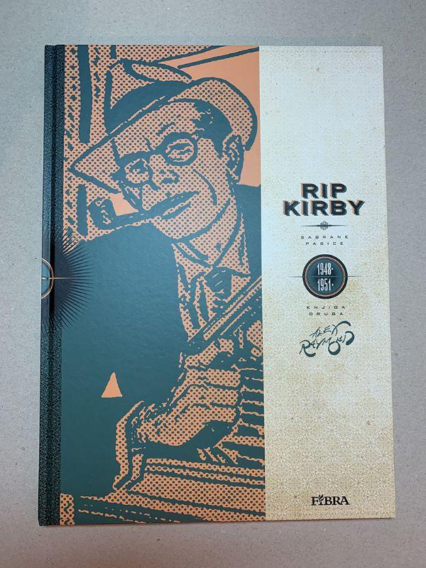 Rip Kirby 2 (Fibra)