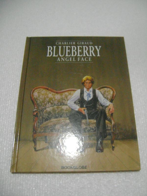 BLUEBERRY 17 -  ANGEL FACE - BOOKGLOBE