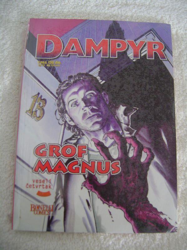 DAMPYR 17 - GROF MAGNUS - VESELI ČETVRTAK