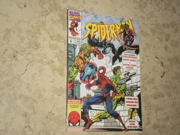 SPIDER-MAN   4  (SD)