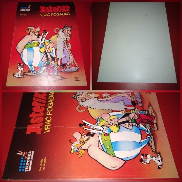 Asteriksov zabavnik br. 36 - Vrač pogađač