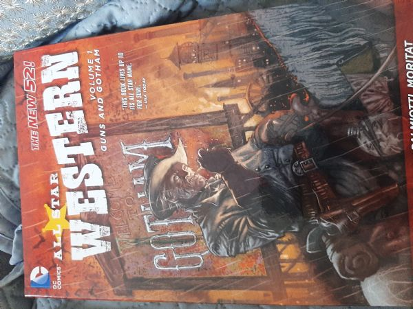 All star western vol 1