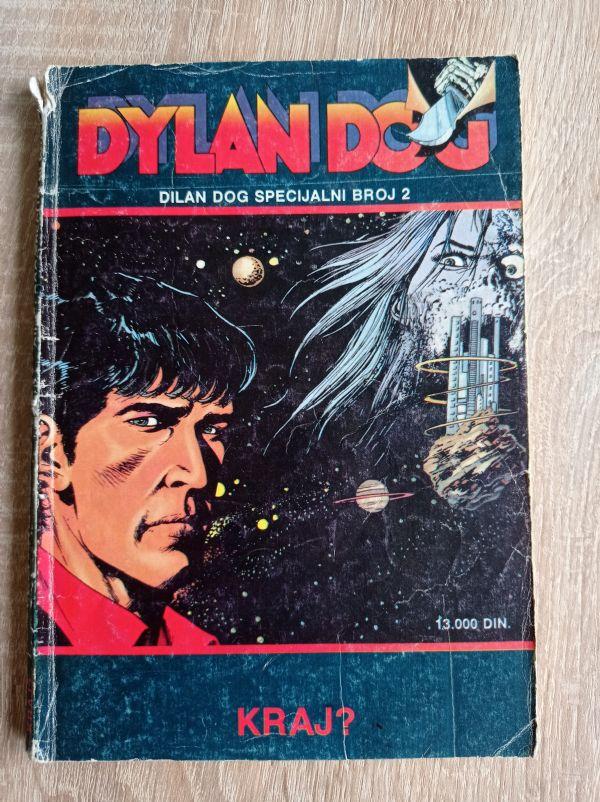 Dilan Dog specijalni broj 2 Kraj?