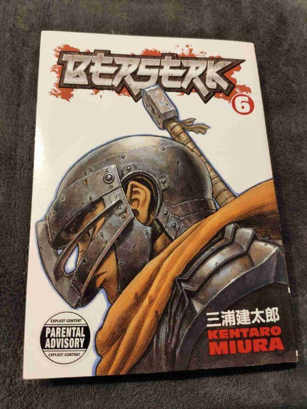 Berserk v06 (Dark Horse)