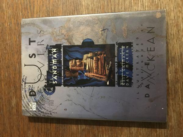 SANDMAN - COVERS 1989-1997  - TVRDE KORICE, U BOJI