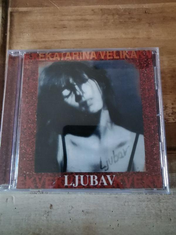 EKV - Ljubav CD