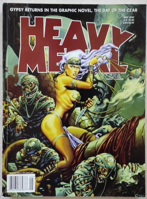Heavy Metal May 2000