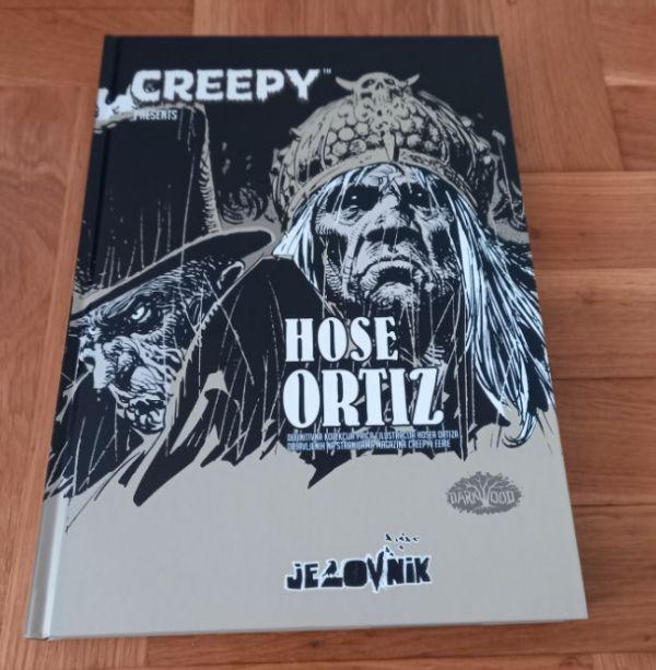 Jezovnik knjiga 4 Hose Ortiz Darkwood