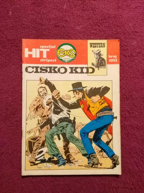 HIT specijal stripovi, EKS ALMANAH br. 103/1