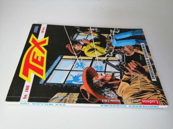 Tex 160 - Indijanska dijadema (Ludens)