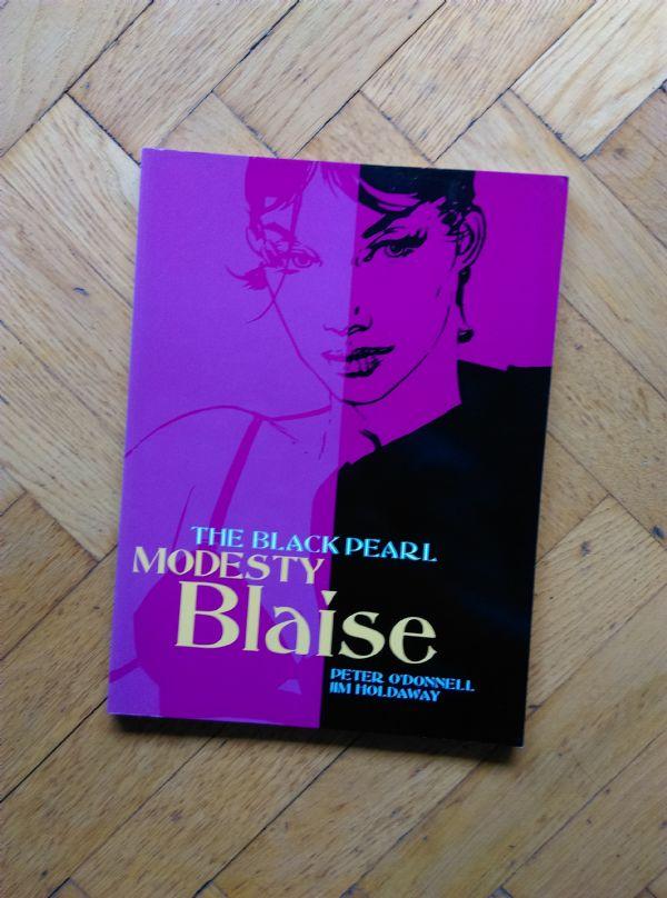 Modesty Blaise: The Black Pearl