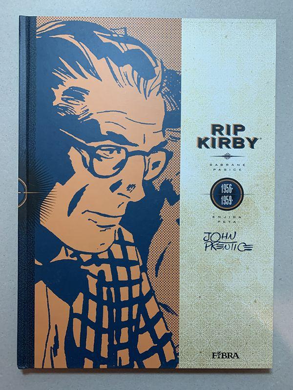 Rip Kirby 5 (Fibra)