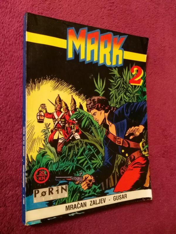 Komandant Mark Porin br. 2 Mračan zaljev - Gusar (4+)