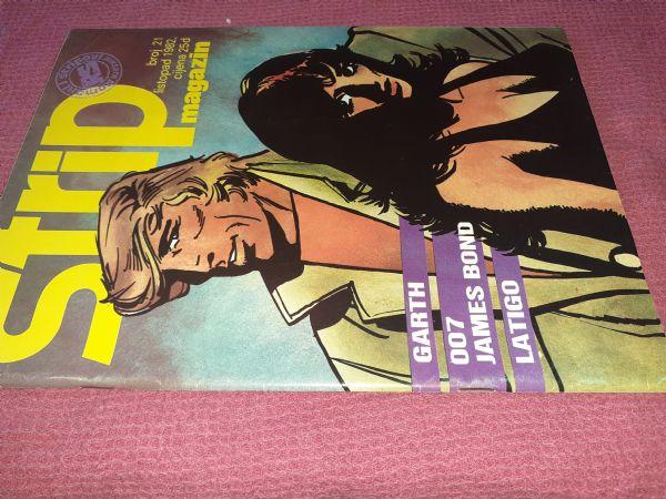Strip magazin 21