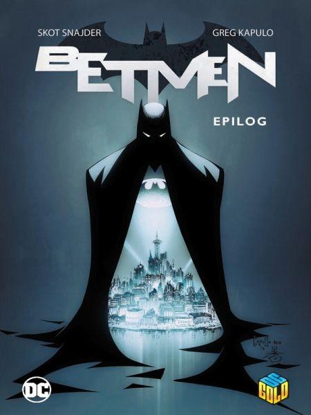 DC Gold 23 Betmen Epilog Čarobna knjiga