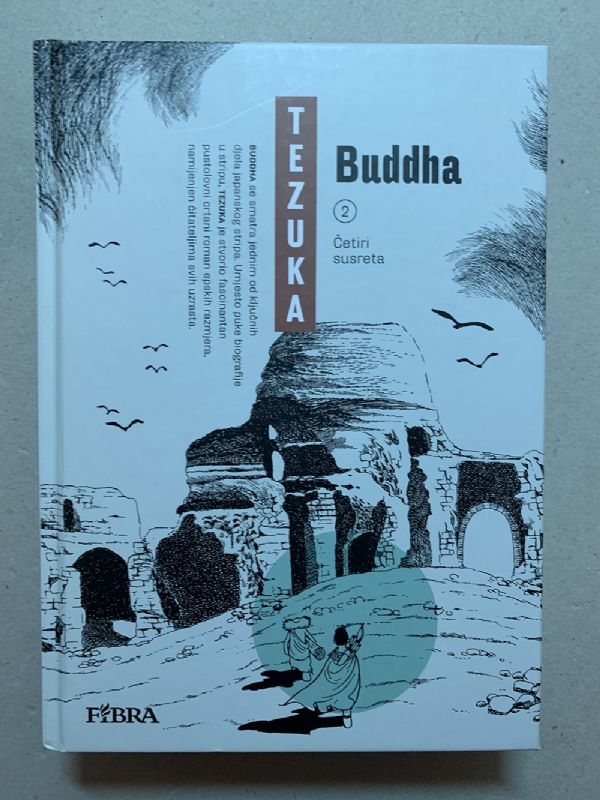 Buddha 2 (Fibra)