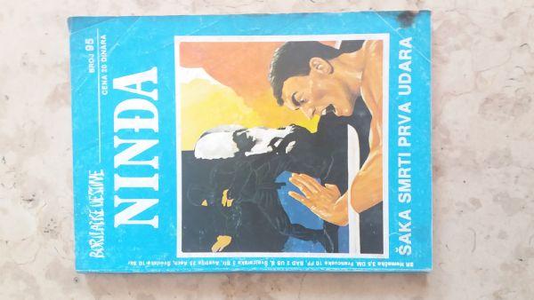 NINDJA 95 : SAKA SMRTI PRVA UDARA