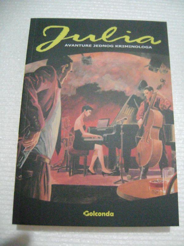 JULIA 4 - GOLCONDA