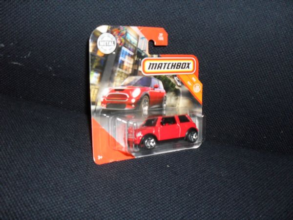 MINI COOPER S ´03 - car legend matchbox