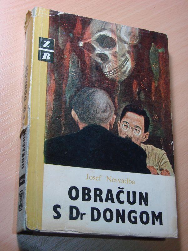 Josef Nesvadba: Obračun s Dr Dongom *****SF&F*****