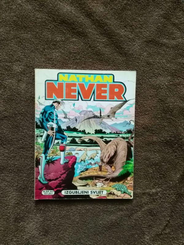 Nathan Never SD - br. 21 - Izgubljeni svijet (4+)