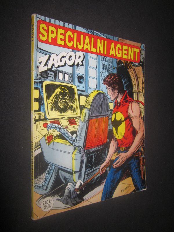 ZAGOR 41. Specijalni Agent