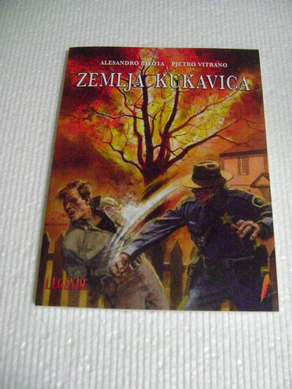 LEGENDE 2 - ZEMLJA KUKAVICA - PHOENIXPRESS