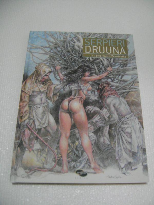 DRUUNA 2 - SYSTEM COMICS