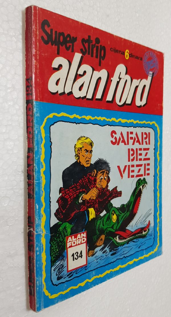 ALAN FORD br. 134