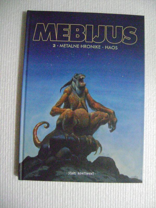 MEBIJUS 2 - ČAROBNA KNJIGA