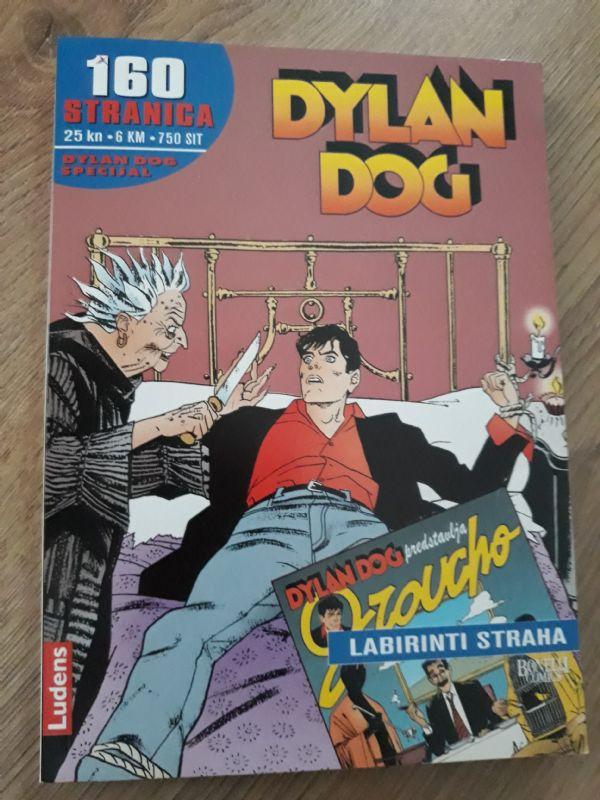 Dylan Dog specijal  Labirinti straha