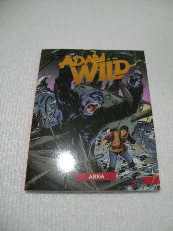 ADAM WILD 12 - ARKA - PHOENIXPRESS