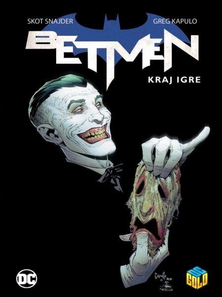 DC Gold 22 Betmen Kraj igre Čarobna knjiga