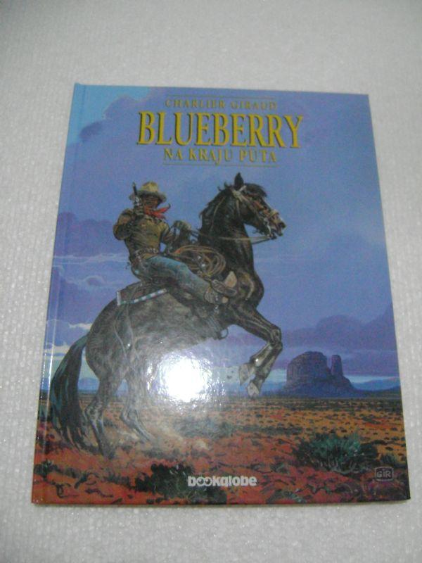 BLUEBERRY 22 -  NA KRAJU PUTA - BOOKGLOBE