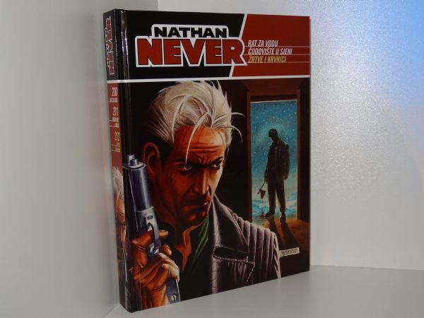 NATHAN NEVER br. 71 - Libellus