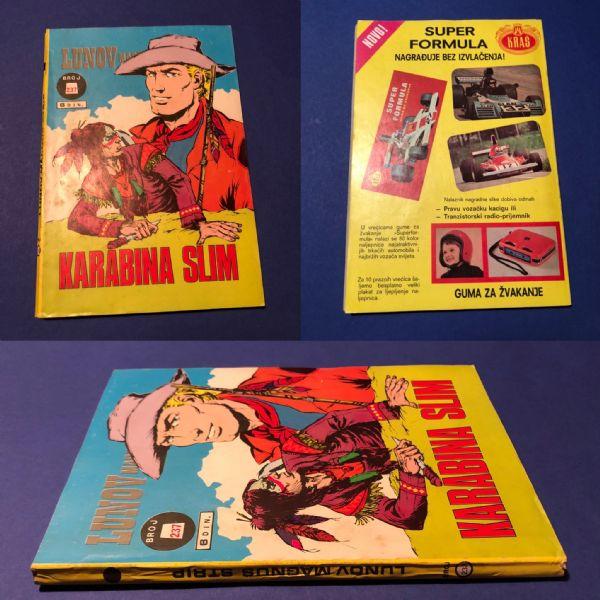 LMS br. 237: Karabina Slim