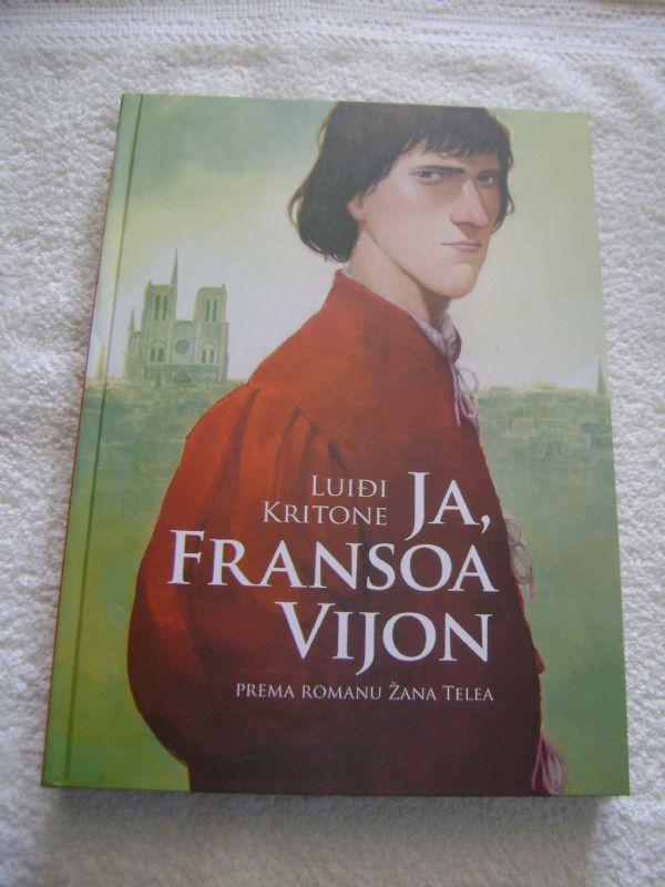 JA, FRANSOA VIJON - KOMIKO