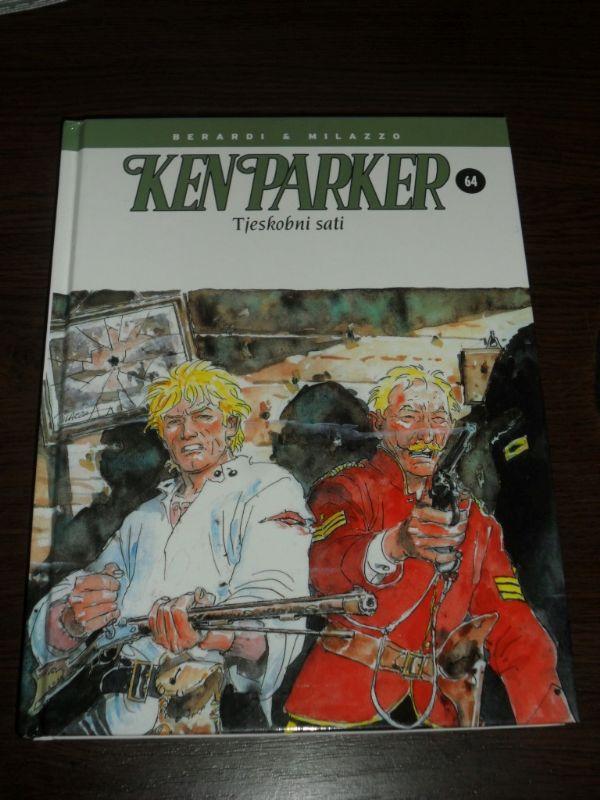 Ken Parker Fibra br. 64 Tjeskobni sati (5)